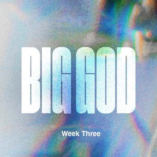 BG Week 3